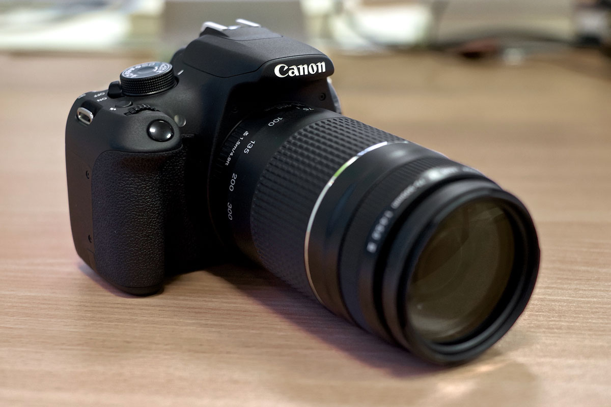 Entry-level DSLR Camera